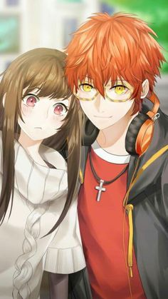 Wow... MC has eyes! :D