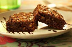 Fácil de fazer, o brownie agrada todo mundo, né? A receita é da chef Ivy Oliveira, da União