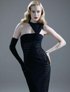 versace crochet gown Designer Crochet: The 50 Famous Fashion Designers Project