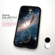 Nebula LOve Infinity design for Samsung Galaxy S4 Case