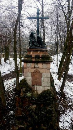 Droga krzyżowa, Częstochowa, Polska.