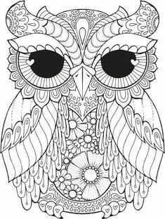Mandala Owl Coloring Pages. 31 Mandala Owl Coloring Pages. More Than 15 Mandala Owls Coloring Pages Reducing the Stress Owl Coloring Pages, Coloring Pages For Grown Ups, Mandala Coloring Pages, Printable Coloring Pages, Coloring Sheets, Coloring Books, Coloring Canvas, Fall Coloring, Embroidery Patterns