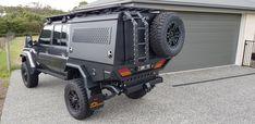 Outback Customs, Caboolture QLD | Automotive Customising Custom Truck Beds, Custom Trucks, Jeep Cars, Bmw Cars, My Dream Car, Dream Cars, Custom Ute Trays, Toyota Camper, Ute Canopy