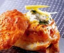 Recetas para tu Thermomix - desde Canarias: Hamburguesas de salmón con mantequilla de hierbas