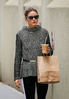 Olivia Palermo in Brooklyn, New York., an other post from the blog THE OLIVIA PALERMO LOOKBOOK, written by Marta Martins ♥ on Bloglovin.