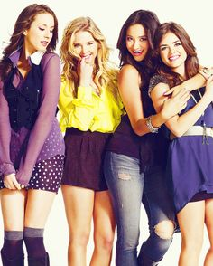 pretty little liar cast!