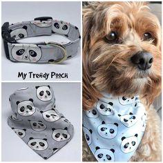 Dog Collar Bow Tie Dog Bandana Dog Lead Adjustable   Etsy
