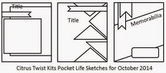 Citrus Twist Kits: Pocket Life with April