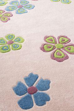 Superb Cilek Flowers Teppich unbsp unbsp Limited Edition Mit dem wundersch nen Flowers Teppich der Firma Cilek k nnen nun in jedem Kinderzimmer