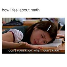 Imagen de math, funny, feel and school