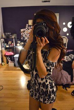 Love this dress & hair
