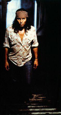 """Johnny Depp in """"The Brave"""" (1997)"""