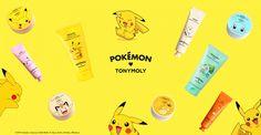 KBEAUTYNOW.COM - Tony Moly x Pokemon Collection