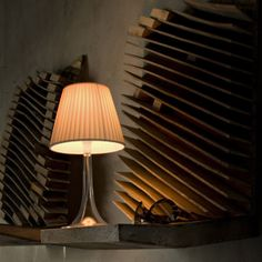 Miss K Soft Table Lamp, Flos Miss K Soft Table Lamp $425