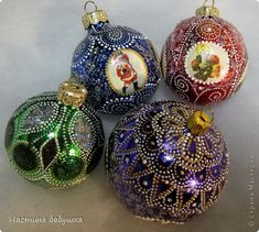 Декор предметов Декупаж Кракелюр Роспись Скоро скоро Новый год
