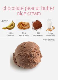Healthy Recipes FIVE Healthy Vegan shakes + ice cream recipes *Swipe for all 5 easy + delicious ideas!:) Which is yo – Writer Ranks Healthy Ice Cream, Vegan Ice Cream, Banana Ice Cream, Coconut Cream, Coconut Milk, Whole Food Recipes, Vegan Recipes, Dessert Recipes, Avocado Recipes