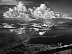 Sebastião Salgado' exhibition 'Genesis' is the result of an eight-year long project and has 200 black and white images on display. At the Natural History Museum, London 4th May - 8th September 2013