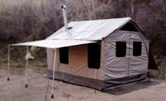 Outfitter Safari Tent