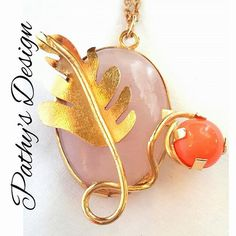 Genuine Agata stone charm Necklace. One of a Kind. by PathysDesign