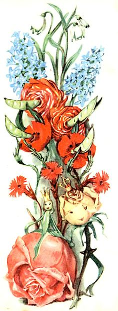 Libico Maraja - Цветы Маленькой Иды
