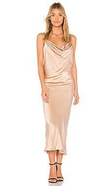 New VATANIKA Satin Slip Dress online. Perfect on the Ewa Herzog Clothing from top store. Sku mejr90359clxg95516