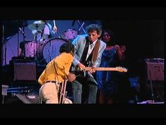 Chuck Berry, Keith Richards ~ Too Much Monkey Business (live, 1987)