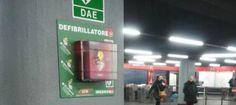 Milano, completata l'installazione dei defibrillatori nelle stazioni metro
