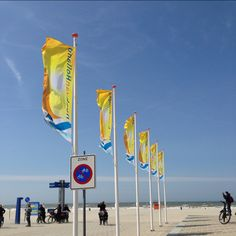 Spent a great day at Hoek van Holland beach on my trip to Rotterdam, Netherlands.