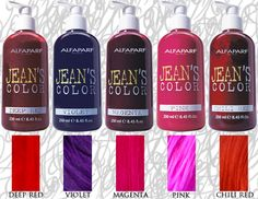 Vibrant, temporary creamy colors based on vegetable dyes give hair incredible color and shine! Ammonia-free, pH 3.5, no developer required.