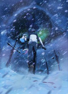 Imagen promocional para la segunda mitad de Re:Zero Kara Hajimeru Isekai Seikatsu.