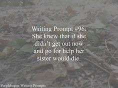 Writing Prompt 96