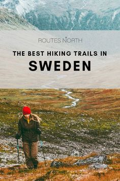 The best hiking trails in Sweden - Routes North Sweden has a lot of wide, open spaces, which makes it one of the best countries in Europe for hiking. And despite the occasionally wild weather (especia Best Countries In Europe, Best Places In Europe, Places To Go, Hiking Tips, Camping And Hiking, Winter Hiking, Backpacking Gear, Travel Picture, Hiking Europe