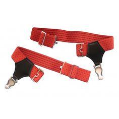 Men's sock suspenders or garters
