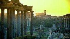 Il Foro romano: Il Foro romano