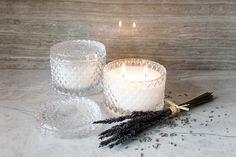 White Linen & Lavender // Legacy Fragrance // Starlet Candle