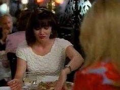 Beverly Hills 90210 - Brenda & Donna in Paris. A good clip to show students why they should learn how to read a menu in French!