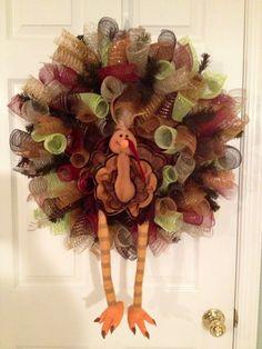Decomesh turkey!!