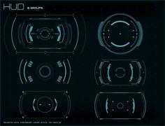 Hi-Tech Interface Builder Pack on Behance