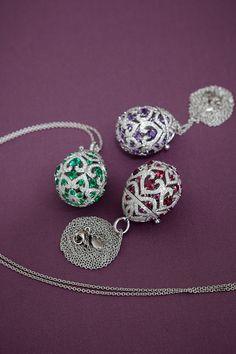 Fabergé jewelled pendant