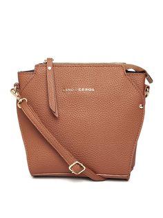 Lisa Haydon For Lino Perros Brown Sling Bag Handbags Women Myntra