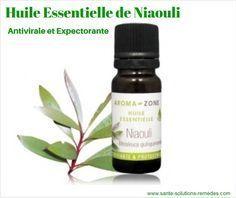 L'Huile Essentielle de Niaouli, Antivirale et Expectorante