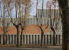 Mansilla + Tuñón Arquitectos, Luis Asin · Royal Collections Museum