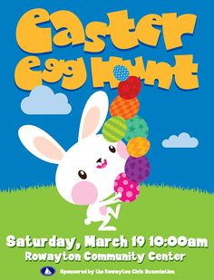 easter egg hunt background - Google Search