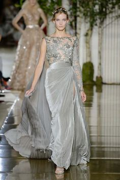 "Design by Zuhair Murad inspired in ""Game of Thrones"""