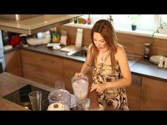 Növényi tejek: Kókusztej házilag Paleo, Vegetarian, Favorite Recipes, Vegan, Dishes, Drinks, Cooking, Youtube, Drinking