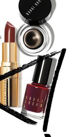 Long wear gel liner. Lipstick, bobbi brown
