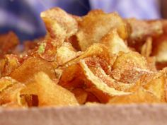 Homemade Sour Cream and Onion Chips Recipe : Jeff Mauro : Food Network - FoodNetwork.com