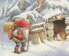 Metsänväen Joulua