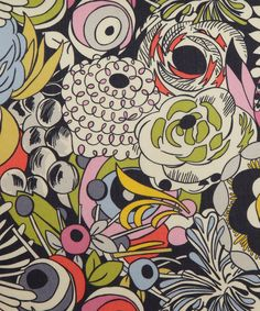 Seventeen D Tana Lawn, Liberty Art Fabrics. Shop more from the Liberty Art Fabric collection at Liberty.co.uk