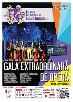 FIE 2015 / Gala extraordinara de opera